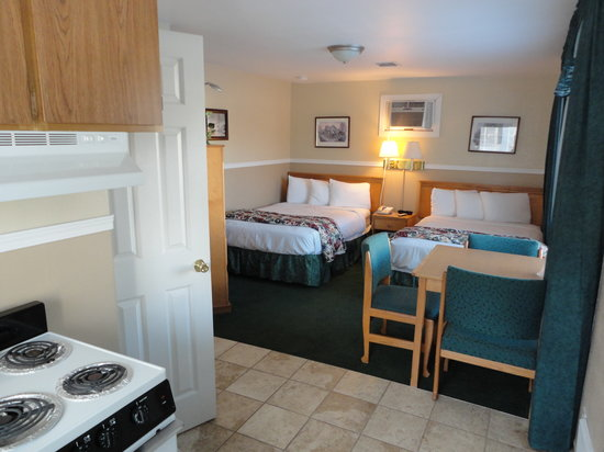 Grand Coulee Center Lodge