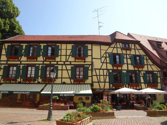 Photo of Hotel-Restaurant du Mouton Ribeauville