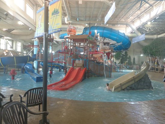 Waterpark Picture Of Radisson Hotel Bloomington By Mall