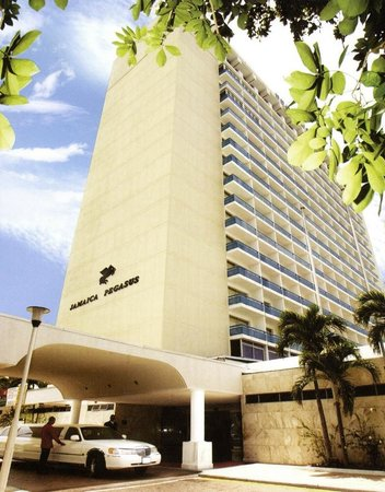 ‪The Jamaica Pegasus Hotel‬