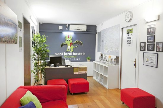 Photo of Sant Jordi Diagonal Hostel Barcelona