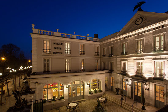 Photo of Aigle Noir Hotel Fontainebleau