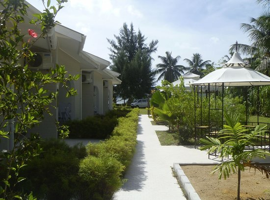 Photo of Hideaway Holiday Apartments Praslin Island