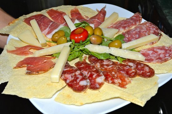 Antipasto all'italiana (lug