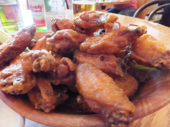 how to make spicy chicken wings elephant and castle dublin