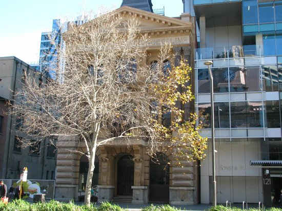 Electra house had adelaide 39 s first electric lift in 1905 for 227 north terrace adelaide