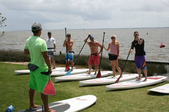 Outer Banks Paddleboard - Private Tours