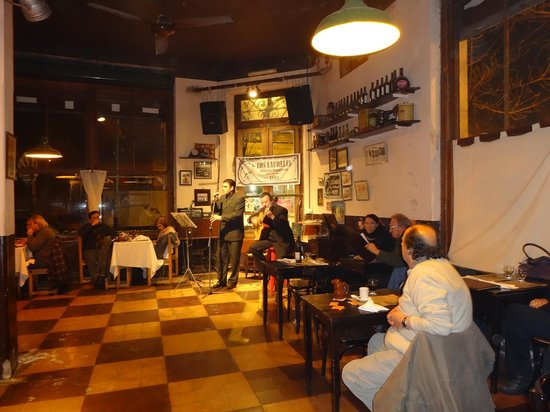 Bar Laureales in Buenos Aires