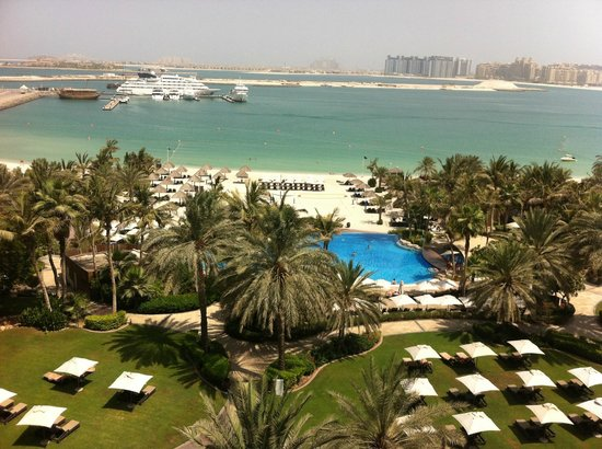 Le Meridien Mina Seyahi Beach Resort and Marina, Dubai Fotos