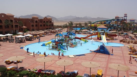 Aqua park petit picture of sea club aqua park nabq bay for Aqua piscine otterburn park
