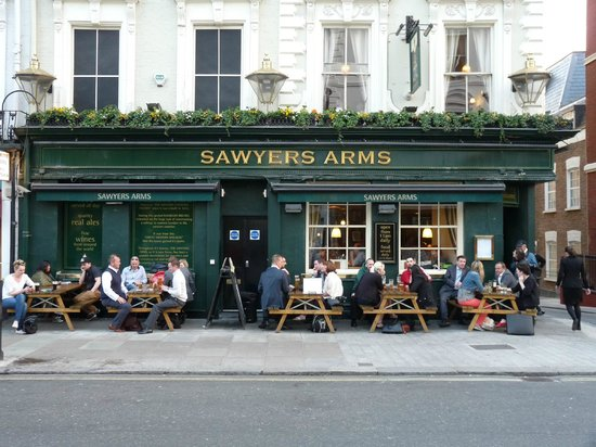 220 Berbackenes H 252 Hnchen Picture Of Sawyers Arms London