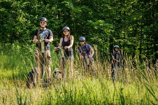 Segway of Ontario Off-Road Adventure