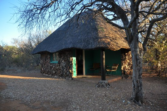 ‪Lodge at Otjitotongwe Cheetah Park‬