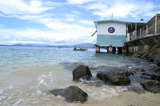 Dock Picture Of Camayan Beach Resort And Hotel Subic Bay Freeport Zone Tripadvisor