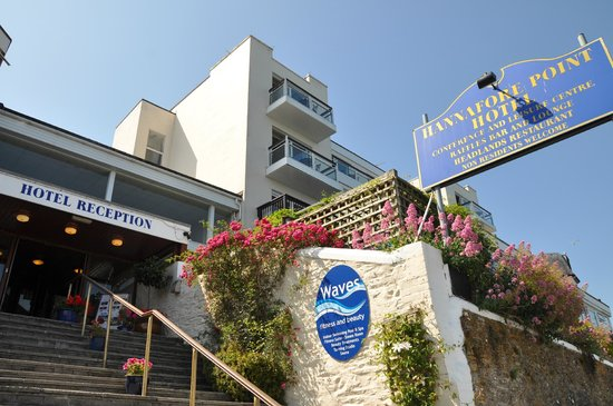 Hannafore Point Hotel