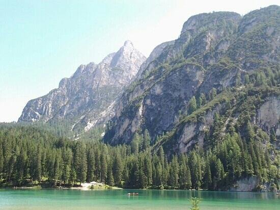lago di braies prags - photo #45