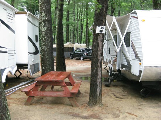 Wassamki Springs Campground