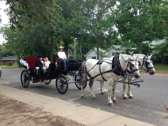 Lone Star Carriage Company