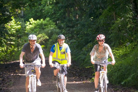 Marco & Therese did stayed at Bike and Tours before they took on the Danum Valley Adventure! (71197465)