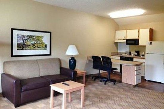 1 Bedroom Suite 2 Queen Beds Picture Of Extended Stay America Boston Peabody Peabody