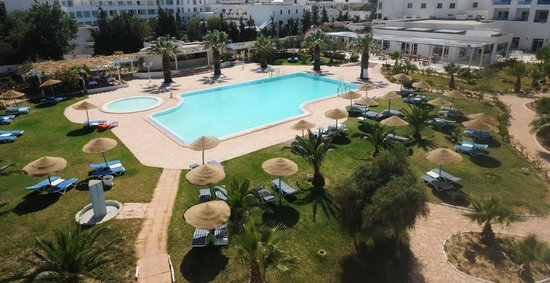 Photo of Hotel Mechmoum Hammamet