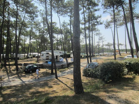Piscine sandaya picture of camping sandaya soulac plage for Camping boulogne sur mer avec piscine