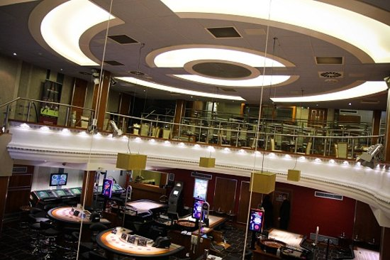 Gaming area amp restaurant picture of genting casino bournemouth