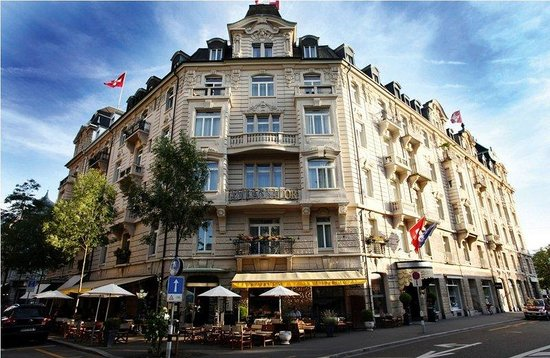 Photo of Hotel Ambassador Zürich