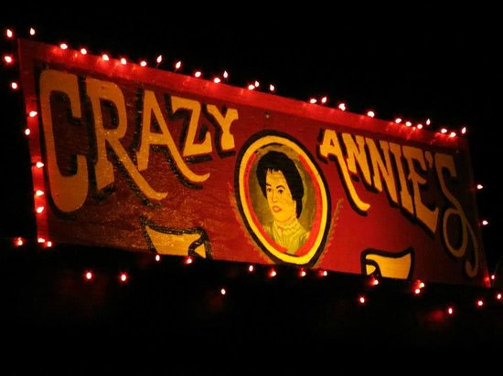 Crazy Annie's Bordello Bed & Breakfast