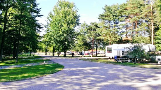 ‪Grand Haven Campground‬