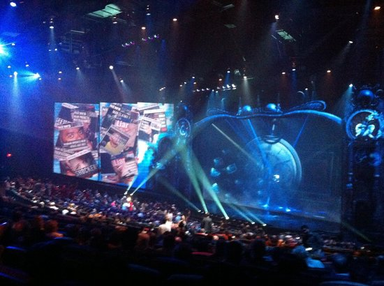 View From A 75 Seat Picture Of Michael Jackson One By