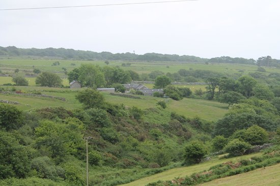 Byrdir Farmhouse and Studio: The B&B and the surrounding countryside