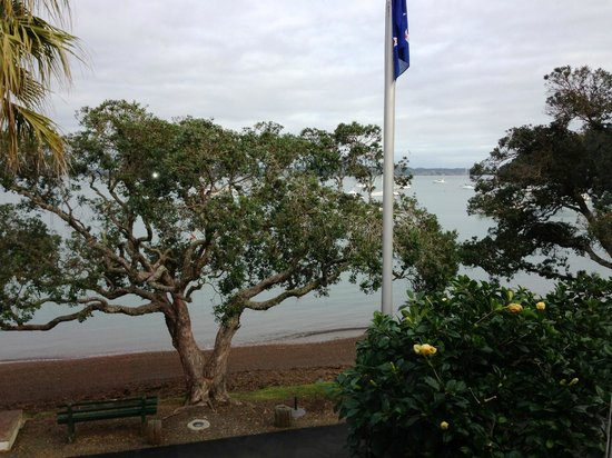 Duke of Marlborough Hotel: From from our room