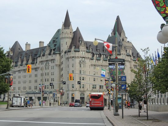 Residence & Conference Centre - Ottawa Downtown: Chateau Laurier Ottawa