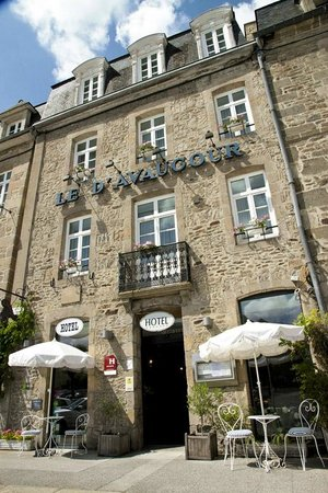 Photo of Hotel Le d'Avaugour Dinan