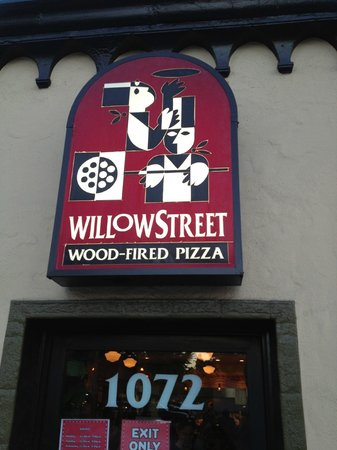 Willow Street Wood-Fired Pizza