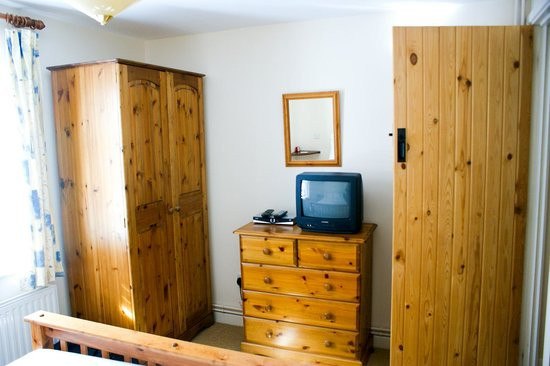 Monmouthshire, UK: Bedroom 1-2
