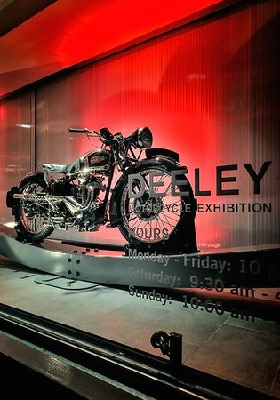 Deeley Motorcycle Exhibition
