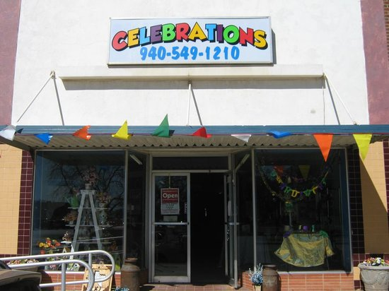 Balloons gifts party supplies vendor booths great place to shop