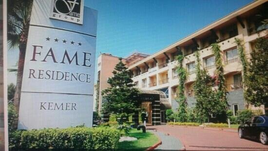 Photo of Fame Residence Park Kemer