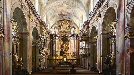 Classic Exclusive-Musik in der St. Anna Kirche