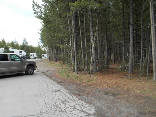 301 moved permanently for Fishing bridge campground
