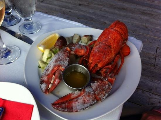 lobster platter - Pict...