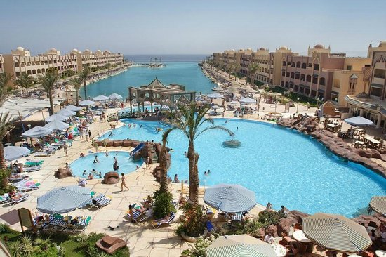Photo of Sunny Days El Palacio Resort Hotel Hurghada