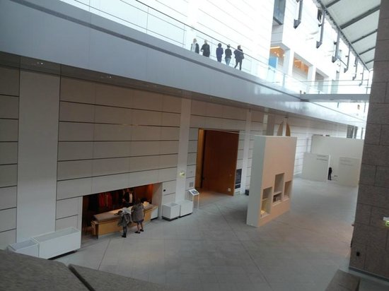 find the entrance picture of musee d moderne et contemporain strasbourg tripadvisor
