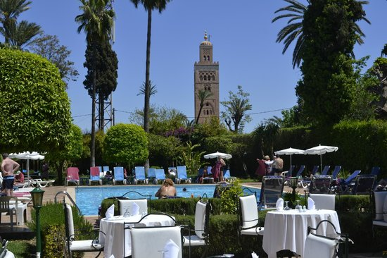 Photo of Hotel Chems Marrakech