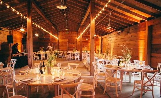 Event Inside The Barn Picture Of Sonoma Sonoma County