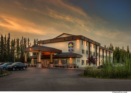 Photo of BEST WESTERN PLUS Pioneer Park Inn Fairbanks
