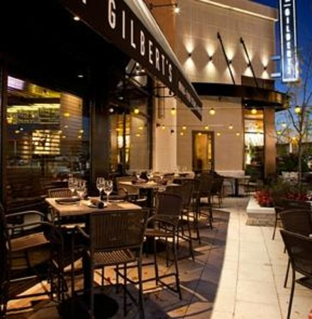 J gilbert s steak and seafood outdoor patio picture of for Fish restaurants in columbus ohio