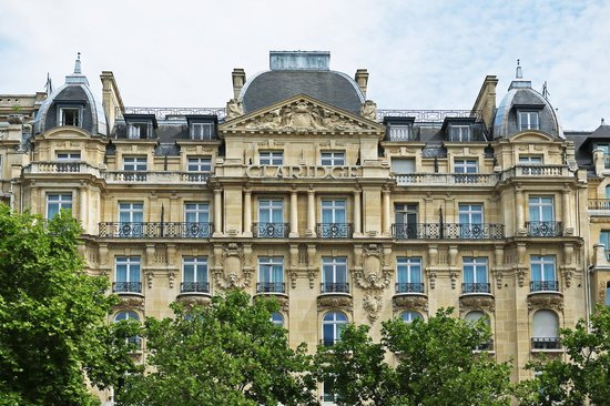 Facade Picture Of Fraser Suites Le Claridge Champs